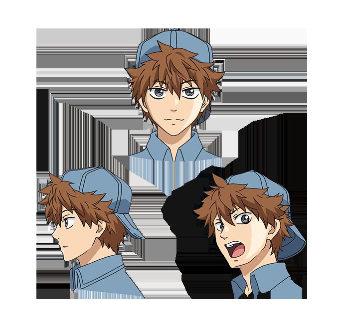 CHARACTER - TVアニメ『はたらく細胞』公式サイト   第2期制作決定!